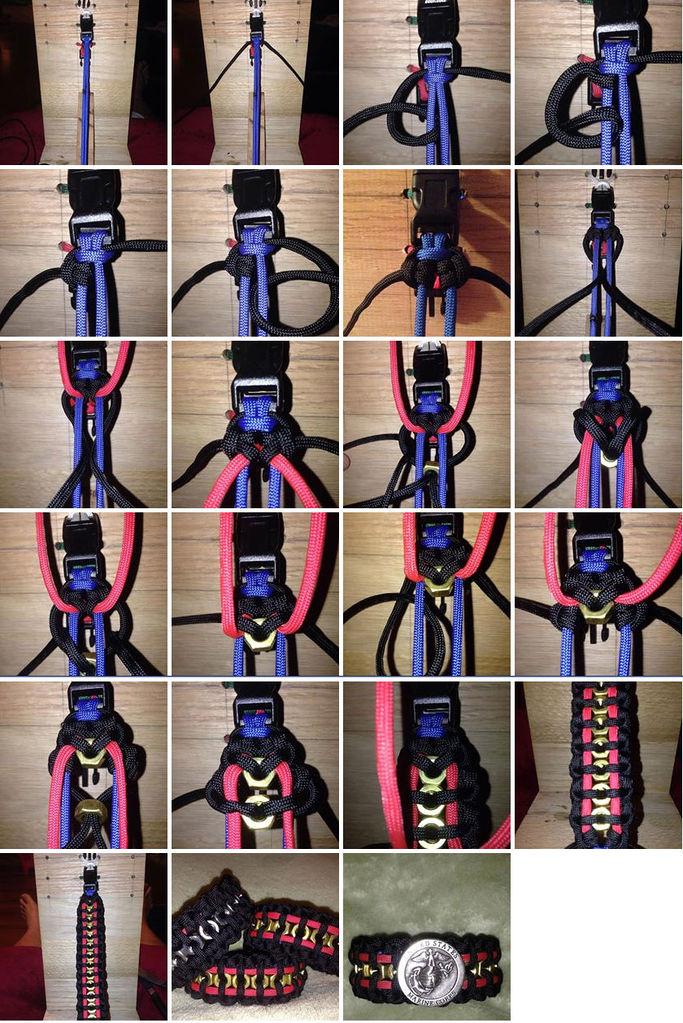 Браслет из паракорда своими руками схемы плетения инструкция 429